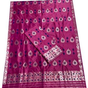 Silk Mekhela Sador